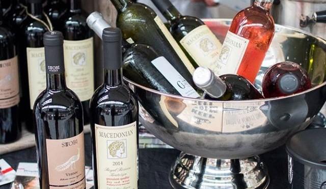 wijn proeven op locatie Twente