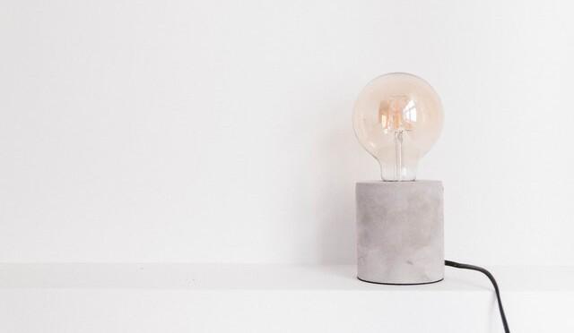 foto van lamp