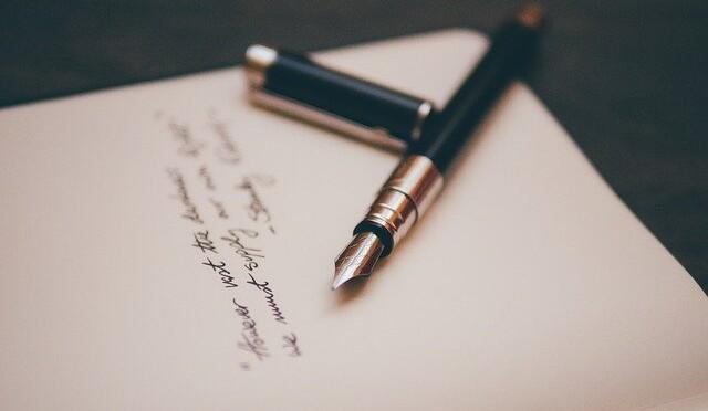 foto van pen